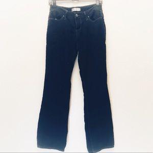 No Boundaries Stretch Dark Blue Jeans